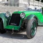 Maserati commémore son record du monde des 10 kms décroché en 1929