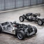 Les Morgan auront bientôt des châssis en aluminium