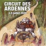 2020: 7e Commémoration du Circuit des Ardennes
