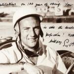 Sterling Moss, doyen des pilotes de F1 n'est plus…