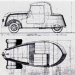 La Peugeot VLV, un concept né 80 ans trop tôt…