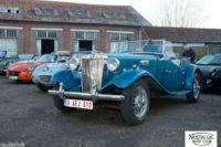 A vendre MG TD 1952