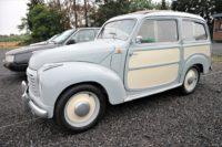 Fiat topolino c belvedere 1952