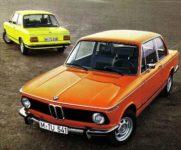 Cherche pièces BMW 02