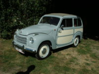Fiat topolino 1952