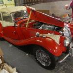à vendre MG TF 1250 ccc 1953