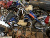 A vendre cyclo Honda Novio 1975