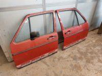 A vendre 2 portes de Golf 1