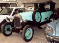 A vendre Citroën B2 Torpédo 1922