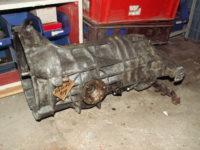 PORSCHE 914 boite 5 vitesses