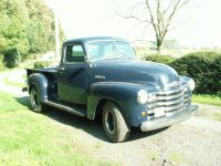 chevy pick up 1948
