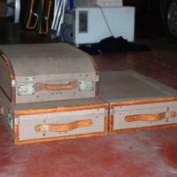 Set de valises pour FIAT 1100/103